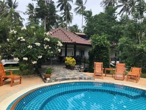 Olivia village Pool villa in Maenam Coconut forest Olivia village Pool villa in Maenam Coconut forest