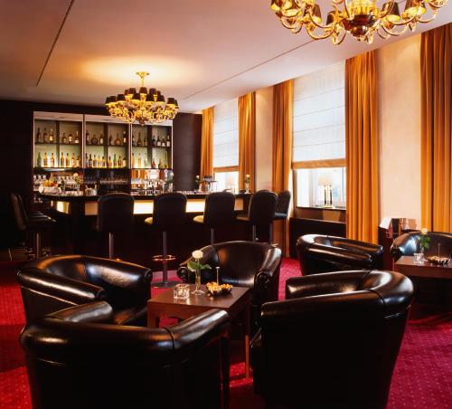 Steigenberger Hotel Metropolitan, Poststraße 6, 60329 Frankfurt, Germany.