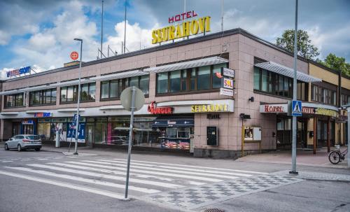 . Hotelli Seurahovi
