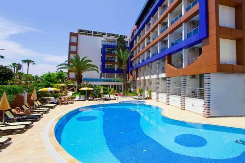 Alanya Gardenia Hotel online rezervasyon