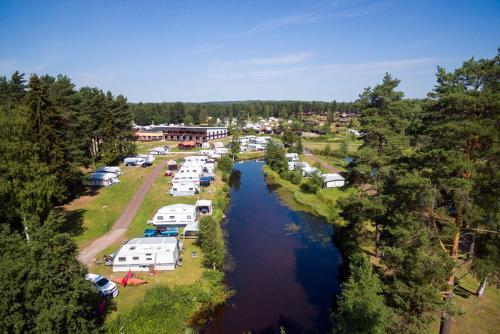 Hotel-overnachting met je hond in Rättviks Camping (Empty lots) - Rättvik