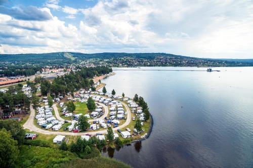 Hotel-overnachting met je hond in Siljansbadet Camping (Empty lots) - Rättvik
