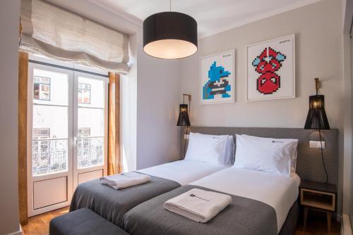 . Urbano FLH Hotels Lisboa