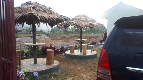 Penginapan Sapo Rumbia, Karo