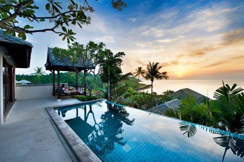 Villa Aquamarine in luxury 5* hotel development Villa Aquamarine in luxury 5* hotel development