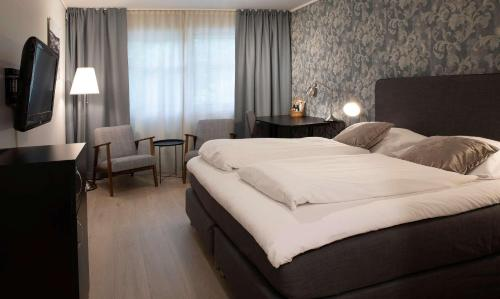 Hotel-overnachting met je hond in Best Western Tingvold Park Hotel - Steinkjer