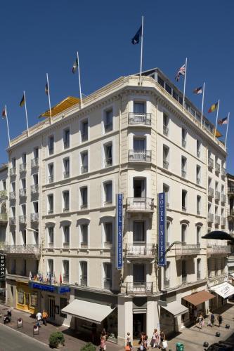 Hôtel Cannes Centre Univers - Hôtel - Cannes