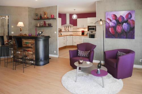 . Holiday flat Concarneau - BRE06106b-P