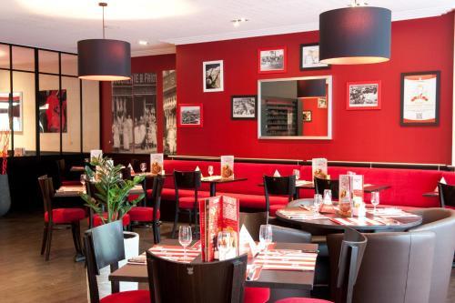 Campanile Limoges Centre - Gare - Hotel - Limoges