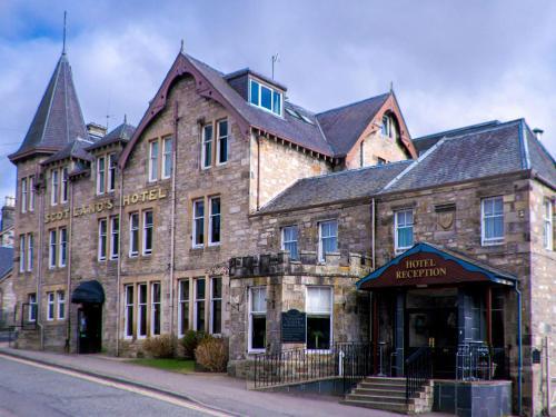Scotlands Spa Hotel, Pitlochry