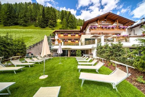 Hotel Muliac Wolkenstein-Selva Gardena