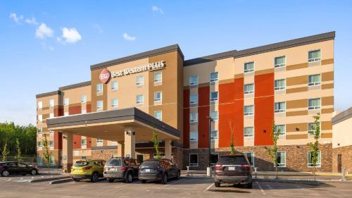 Best Western Plus Hinton Inn & Suites