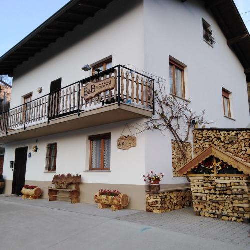 . Bed and Breakfast Ai Sassi
