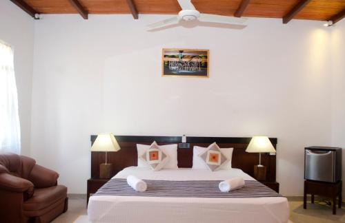Camera Matrimoniale Deluxe con 1 Letto Supplementare (Deluxe Double Room with Extra Bed)