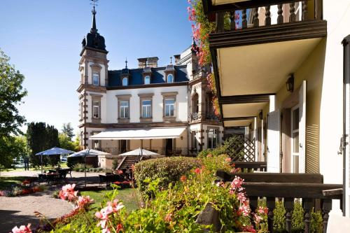 Hôtel & Spa Château de l'ile