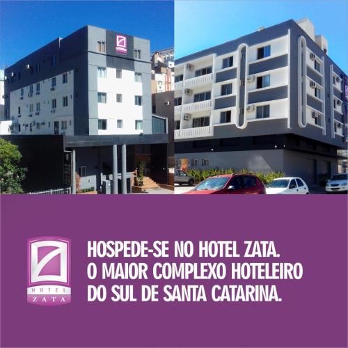 . Hotel Zata e Flats