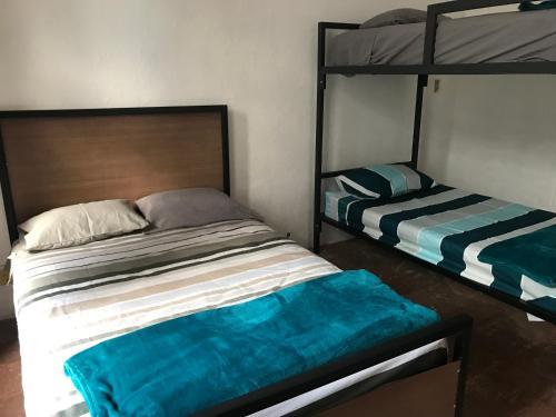 Foto kamar El Mexa Hostel
