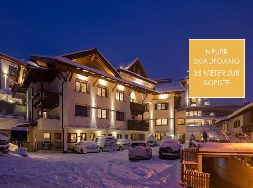 Apart-Hotel Aurora Fiss Fiss