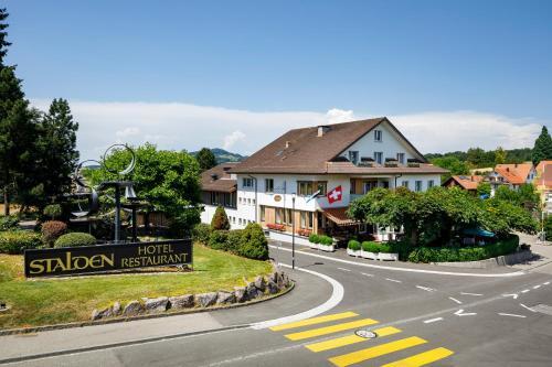 . Hotel Stalden