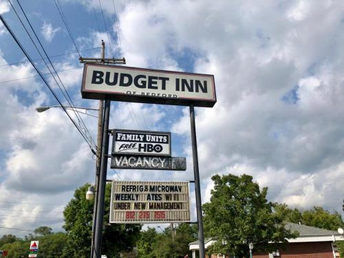 . budget inn of bedford