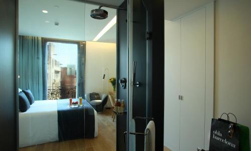 Habitación Doble Deluxe (1-2 adultos) Ohla Barcelona 2