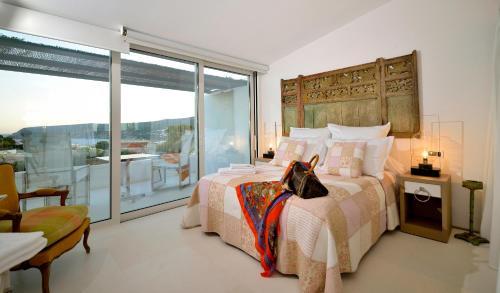Habitación Doble Premium con vistas al mar Boutique Hotel Spa Calma Blanca 9