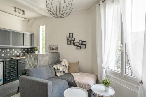 Bright and calm flat at the doors of Paris close to Disneyland - Welkeys - Location saisonnière - Vincennes