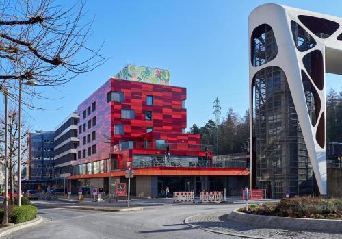 Youth Hostel Esch/Alzette, Esch-sur-Alzette