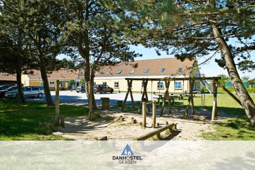 Danhostel Skagen, Pension in Skagen