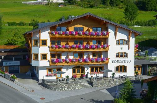 Pension Edelweiß - Apartment - St Johann im Pongau
