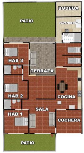 Mendoza Home