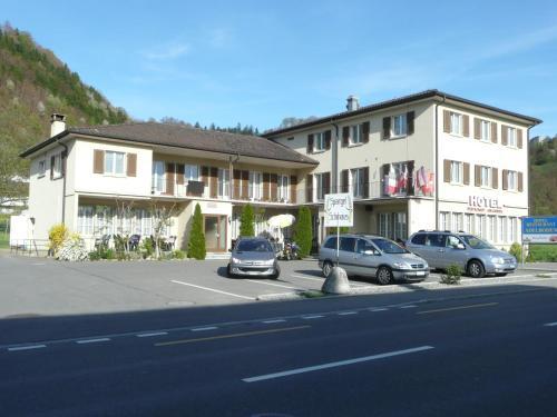 Hotel Adelboden, 4806 Wikon