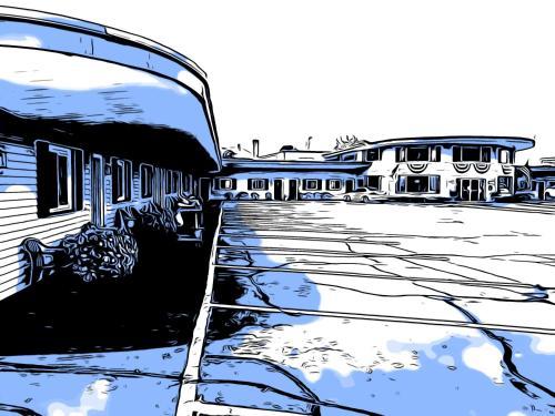 . The Lancaster Motel
