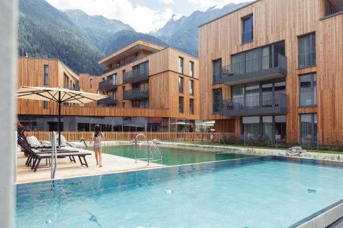 All-Suite Resort Ötztal Oetz