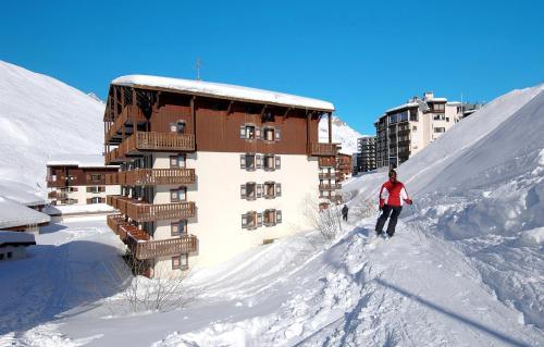 . Hôtel Odalys Chalet Alpina