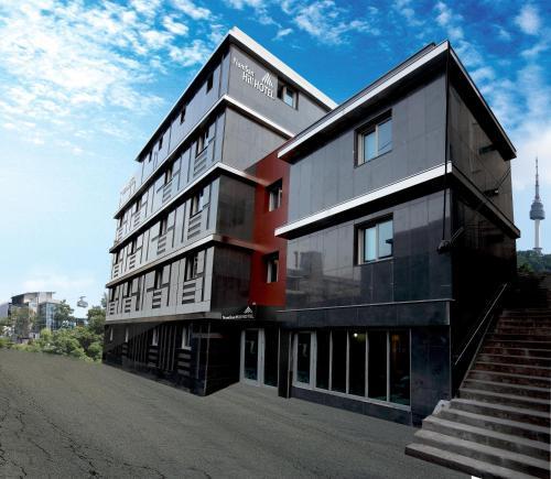 Accommodation in Alpensia