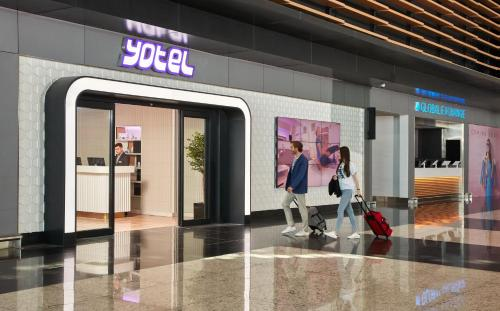 . YOTEL Istanbul Airport (Landside)