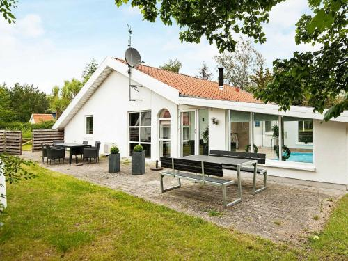 . Two-Bedroom Holiday home in Ebeltoft 12