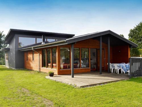 Three-Bedroom Holiday home in Bjert 5, Pension in Sønder Bjert bei Kolding