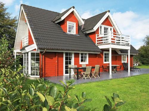 Holiday home Ålbæk XVII, Pension in Ålbæk