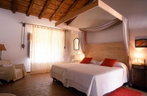 Habitación Doble - 1 o 2 camas Casa Rural El Cabezo 9