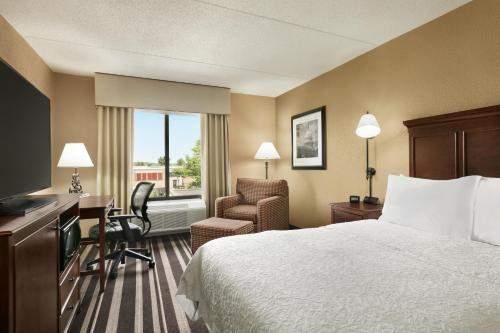 Hampton Inn Washington-Dulles International Airport South - Hotel - Chantilly