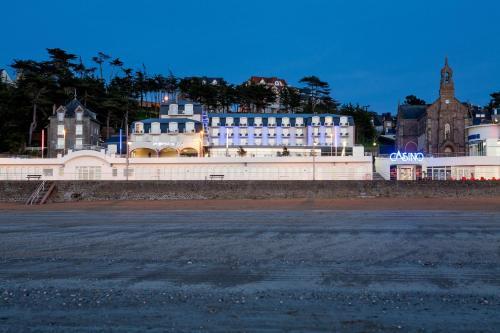 A Hotel Com Spa Marin Du Val Andre Thalasso Resort Hotel