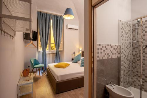 Courtyard Rome Suite