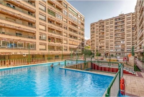 ATICO con Piscina BELLAVISTA - Apartment - Tudela