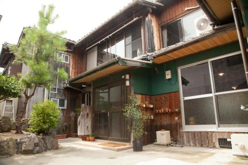 Guest House tokonoma