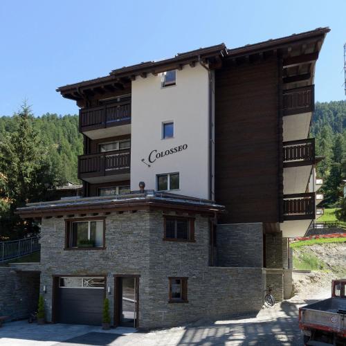 Haus Colosseo Zermatt