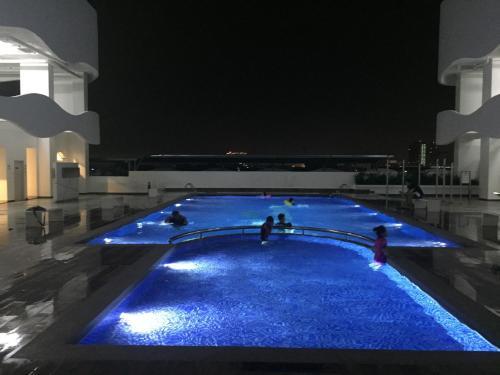 CLS Homestay Melaka @ The Wave Duplex 11pax, Kota Melaka
