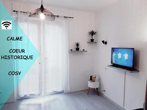 Studio Hyper Centre, Cosy Tourmalet - Location saisonnière - Lourdes
