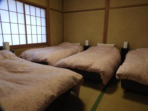 Hunter Lodge - Accommodation - Myoko